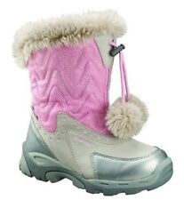 Hi-tec Girls Heavenly Sport 200 Boot Off White/Candy NEW