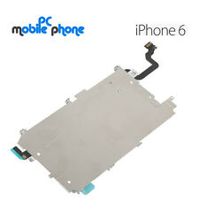 Placa metalica soporte pantalla LCD + Cable flex boton Home iPhone 6 de 4.7""