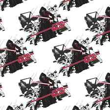 Star Wars The Force Awakens Imperial Sith Storm Trooper 100% Cotton Fabric W
