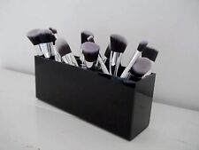 Black Acrylic Makeup Brush Holder Makeup Storage Makeup Organiser