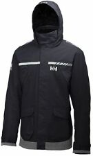 Helly Hansen PIER Giacca impermeabile 30338/597 blu navy NUOVO