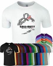 Call of Duty Kids T shirt Black Ops 2 Boys Girls PS3 PS4 Xbox Gamer Top T Shirt