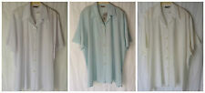 NEW WOMENS PLUS SIZES 4XL-6XL SHORT SLEEVE V NECK EMBROIDERED CHEESECLOTH BLOUSE