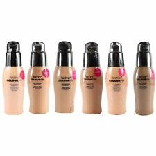Colour Fix Full Coverage Liquid Foundation Make Up By Technic All Shades