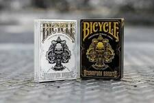 CARTE DA GIOCO BICYCLE STEAMPUNK BANDITS,poker size