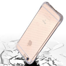 Ultra Thin Soft Silicone Transparent Dotted Case Cover For Apple Iphone 6 5 4 6+