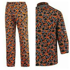 COMPLETO CUOCO EGOCHEF PANTALONE GIACCA LOBSTER COMPLETE CHEF JACKET PANTS