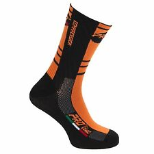 CALZINI CICLISMO PROLINE THERMOLINE CYCLING SOCKS 1 PAIO 5 VARIANTI COLORE NEW