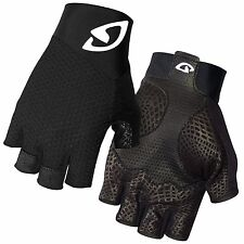 Giro Zero II Bike/Cycling/Biking/Road/MTB/Mountain Mitts/Mittens In Black/White