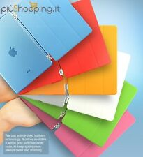 Custodia Ipad Mini 4 Per Smart Cover Apple Pieghevole Back Case Magnetica Slim