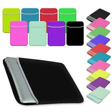 "8"" 10"" 12"" 14"" Neoprene Sleeve Case Cover Bag For 7"" to 17"" inch Laptop / Tablet"