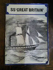 livre revue SS Great Britain published by the illustrated london News en anglais
