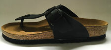 New Birkenstock Medina Classic Sandals - Black - Made In Germany