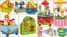 Musical Clocks Kids Children Music NEW