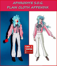 AFRODITA SOG PLAIN CLOTH APPENDIX, SAINT SEIYA MYTH CLOTH SOUL OF GOLD PISCIS