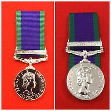 Replacement Quality Northern Ireland Medal Full Size Northern Ireland Medal NI
