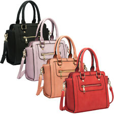 Fashion Womens Mini Designer Handbag Faux Leather Celebrity Tote Ladies Shoulder
