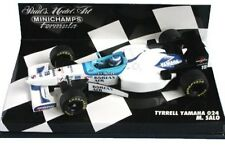 MINICHAMPS 430 960018 960019 F1 TYRRELL FORD model car Katayama / Salo 1996 1:43