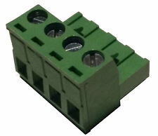 RAMPS Power Connector - Heavy Duty 12A - 4 Way, 5.08mm Pitch - RepRap 3D Printer