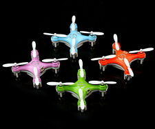 Cheerson CX-10 Mini quadricottero radiocomandato 6Axis 2.4G 4CH LED Drone