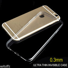 Ultra Thin Soft Silicone Transparent Back Case Cover Apple Iphone 4/4s/5/5s/6/6s