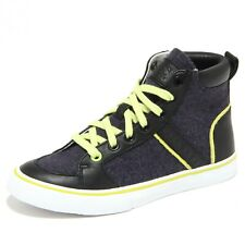 3841N sneaker HUGO BOSS scarpe bimbo shoes kids blu