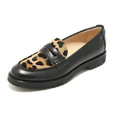 5116G mocassino donna nero marrone  CAR SHOE  scarpa loafer shoes women