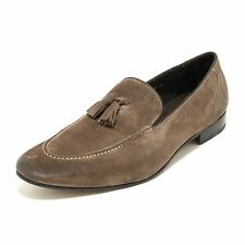 9063G mocassino uomo marrone SEBOY'S scarpe scarpa loafer shoes men