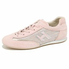 9789M sneaker HOGAN OLYMPIA scarpe donna shoes woman rosa