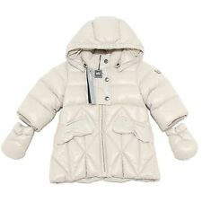 1972L ADD piumino giacca bimba jacket kids beige