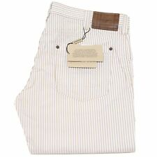 2132 pantalone righe  BURBERRY LONDON uomo trousers men 2132