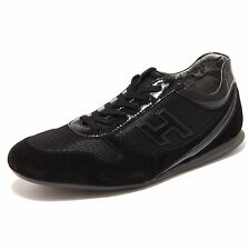 76594 sneaker HOGAN OLYMPIA SLASH FLOCK VITNAGE scarpa uomo shoes men