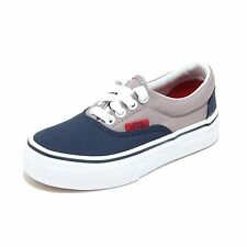 3340L sneakers bimbo blu VANS era pop tela scarpe shoes kids