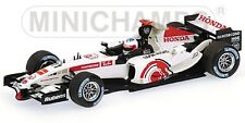 MINICHAMPS 060011 060036 060081 HONDA RACING F1 cars Barrichello / Davidson 1:43