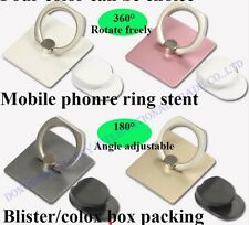 Finger Grip Rotating Ring Stand Holder Fr Mobile Phones iPhones Tablets iPads UK