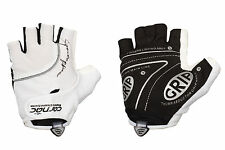 WHITE PAIR CARNAC SUPERLEGGERO SUMMER ROAD RACING/ CYCLING GLOVES/ MITTS 64% OFF