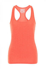 South Beach Womens Jnana Fitness Activewear Top Stretch Sports Gym Racer Vest
