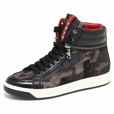 6627N sneaker donna PRADA SPORT camouflage shoes woman