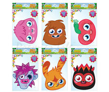 Moshi Monsters Face Mask Fancy Dress Party Moshi Monsters Face Mask
