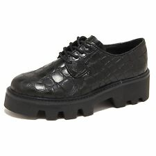7704N scarpa ASH SHADOW nero scarpe donna shoes women