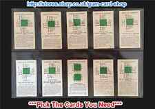 ☆ Churchman - Contact Bridge 1935 (G) ***Pick The Cards You Need***