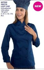 GIACCA CUOCO CHEF ISACCO LADY CHEF MADE IN ITALY JACKET σακάκι του σεφ