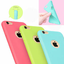 *Candy Colours* Ultra Thin Silicon Cover Case for Apple iPhone 6/6plus