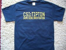 CSI WHEREVER YOUR TOWN IS MENS FITTED T-SHIRT