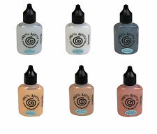 Cosmic Shimmer PRECIOUS METALS Pva Glue Colours by Phil Martin NEW