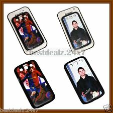 Fashion Design Celebrity Hard Back Cover Case for Samsung Galaxy S3 S III i9300