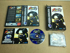The King of the Fighters 95 (inc. Expansion) SEGA Saturn TESTED UK PAL