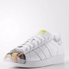ADIDAS SUPERSTAR PHARRELL SUPERSHELL SIZE 8 9 10 10.5 WHITE TRAINERS SHOES NEW