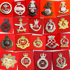 New Official High Quality British Army Cap Beret Badges Metal Beret Badges