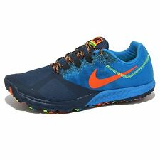 1418O sneaker NIKE ZOOM WILDHORSE 2 bluette/blu scarpe uomo shoes men